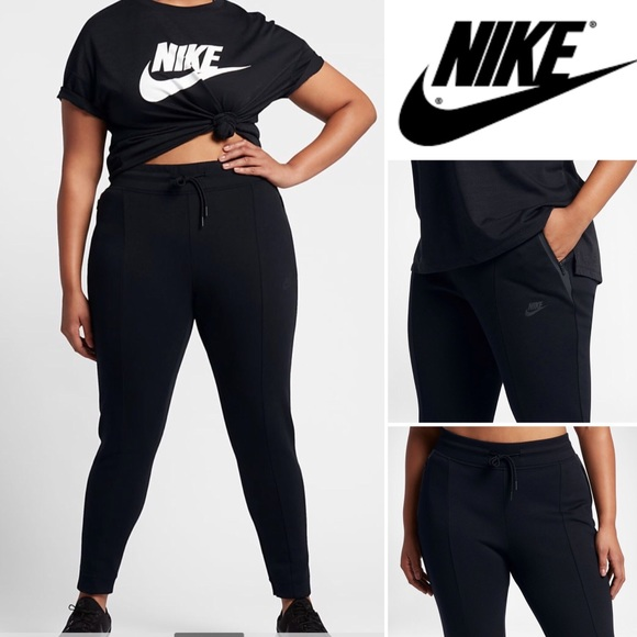 baf07e738c72 New Women s Nike Tech Fleece Pants Sweats 3X